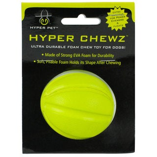 Hyper Pet Chewz Ball Dog Toy