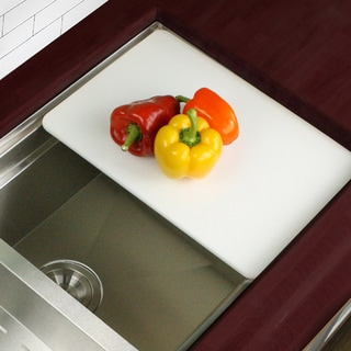 Highpoint Collection Cutting Board for 30-inch Ledge Sink