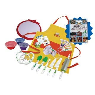 Cooking with Curious Chef 25-Piece Kitchen Basics Bundle