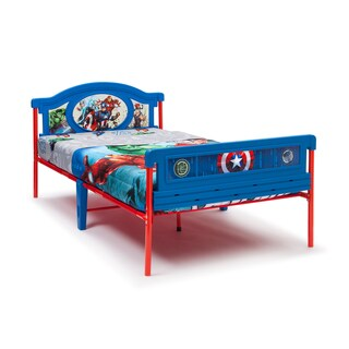 Marvel Avengers Twin Bed by Delta Children