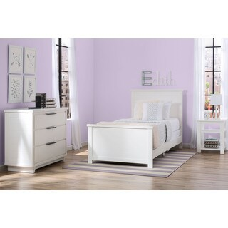 Delta Children Meadowbrook 3-Piece Twin Room-In-A-Box, Bianca