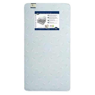 Serta Nightstar Deluxe Firm Crib and Toddler Mattress