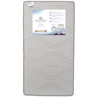 Serta iComfort Mirage Firm Foam Crib and Toddler Mattress - Multi
