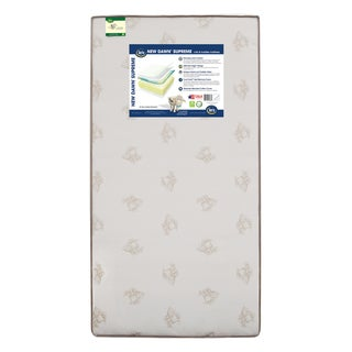 Serta New Dawn Supreme Crib and Toddler Mattress - Multi