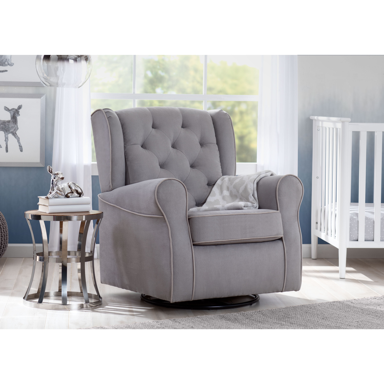 Fantastic Emerson Nursery Glider Swivel Rocker Chair Inzonedesignstudio Interior Chair Design Inzonedesignstudiocom