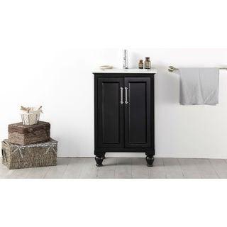Legion Furniture 24 Inch Cool Grey Single Bathroom Vanity Free Shipping Today