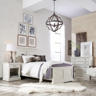 Link to Seaside Lodge Twin Bed, Night Stand, and Chest Similar Items in Bedroom Furniture