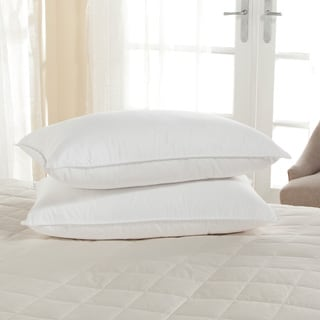 Luxury Hypoallergenic EcoCluster Down Alternative Single Hotel Pillow