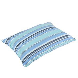 Underwood Sunbrella Dolce Oasis Indoor/ Outdoor 26 x 35 Inch Corded Floor Pillow