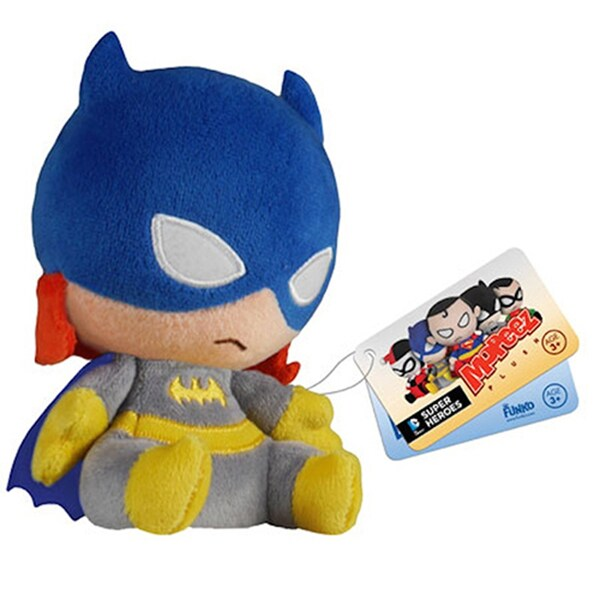 Funko Mopeez Heroes Batgirl Plush Toy