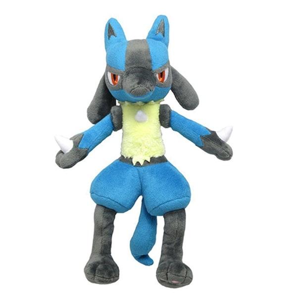 Pokemon 7-inch Lucario Plush Toy