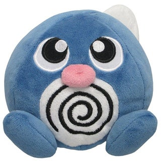Pokemon 5-inch Poliwag Plush Toy