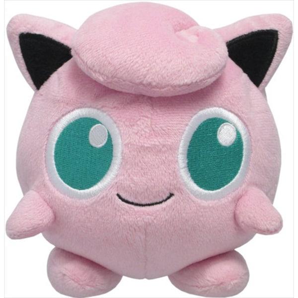 Pokemon 5-inch Jigglypuff Plush Toy