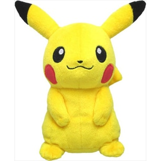Pokemon 7-inch Pikachu Plush Toy