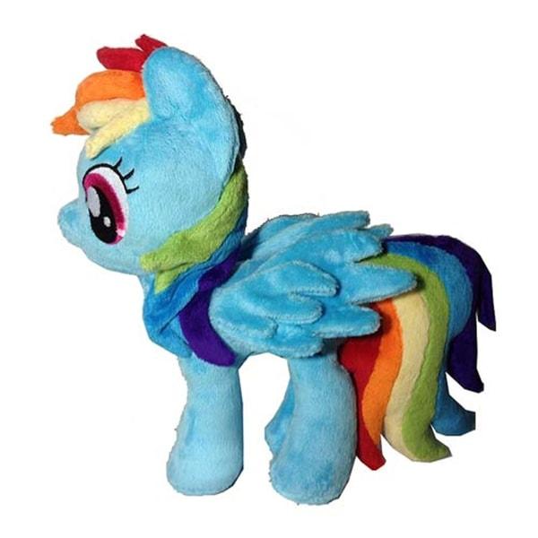 4th Dimension 10.5-inch My Little Pony Rainbow Dash Plush Toy