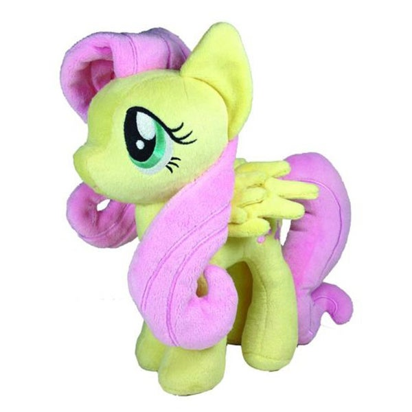 4th Dimension 10.5-inch My Little Pony Fluttershy Plush Toy