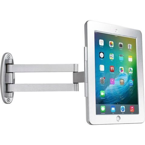 CTA Digital PAD-AWSEA Wall Mount for iPad, iPad Air, iPad Pro - Silver