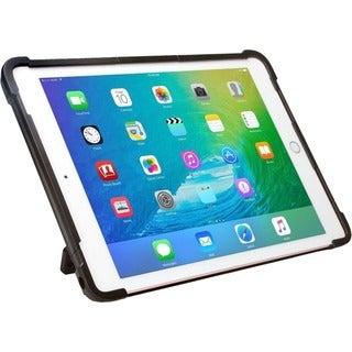 CTA Digital Security Carry Case w/ Kickstand and Theft Cable, iPad Ai