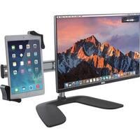 CTA Digital Dual Screen VESA and Tablet Workstation