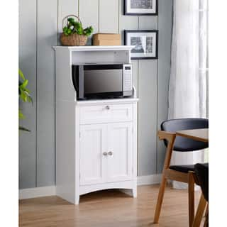 OS Home and Office Microwave/Coffee Maker Utility Cabinet