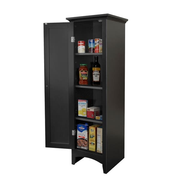 Shop OS Home and Office White One Door Kitchen Storage ...