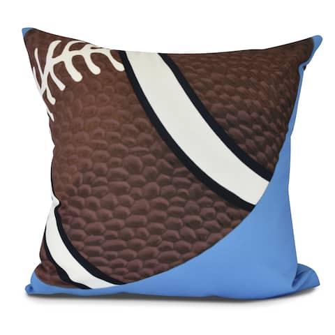 TD Geometric Print Pillow
