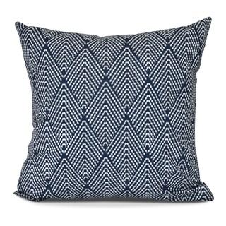 Lifeflor Geometric Print Pillow (As Is Item)