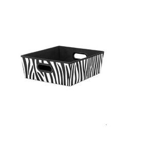 Large Strorage Zebra Tote