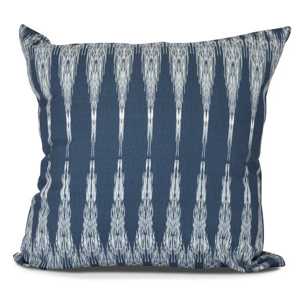 Peace 1 Geometric Print Pillow