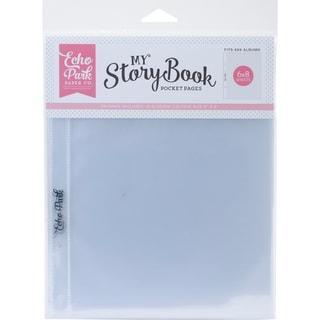 "My Story Book Album Pocket Pages 6""X8"" 10/Pkg"