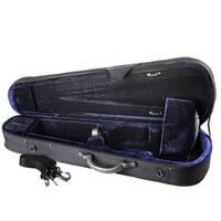 ADM 4/4 Black Full-size l Triangular  Violin Hard Case