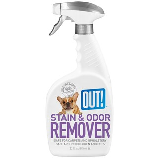 Out 32 Oz Pet Stain & Odor Remover