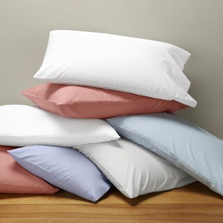 Poppy & Fritz Percale Cotton Solid Sheet Sets