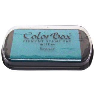 ColorBox Pigment Inkpad Full Size Turquoise