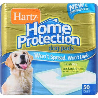 Hartz Dog Training Pads 50 Count