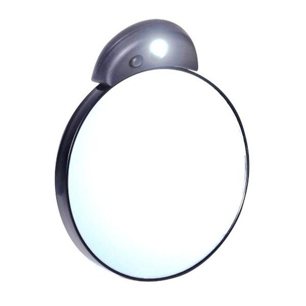 Shop Tweezerman 10x Lighted Mirror Free Shipping On