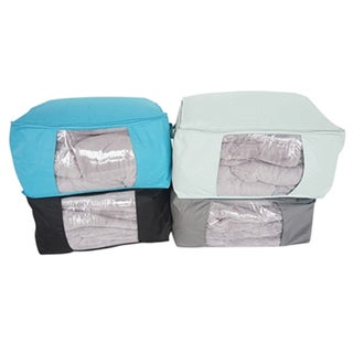 Jumbo Storage with Clear View (Set of 2) - TUSK Storage