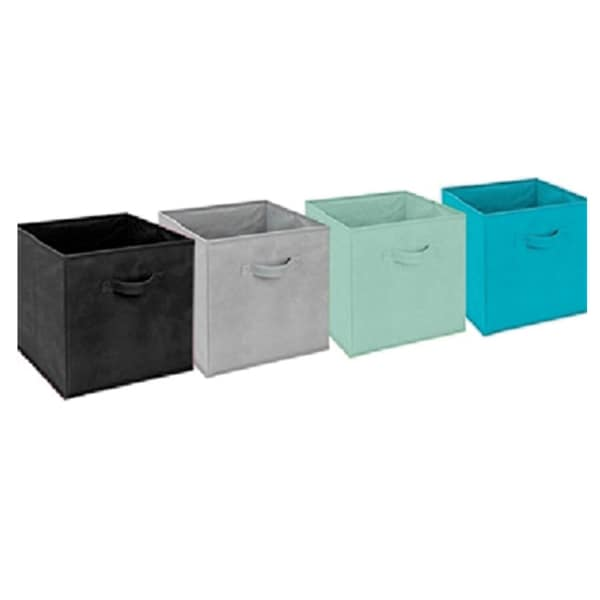 Fold Up Cubes (Set of 2) - TUSK Storage. Opens flyout.