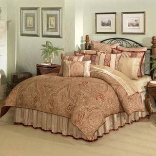 Veratex Valencia 4-Piece Queen Comforter Set