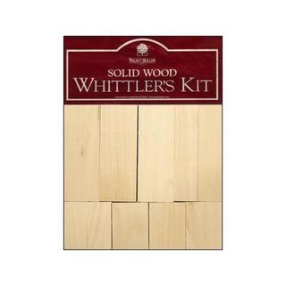 Walnut Hollow Whittler's Kit Basswood 10pc