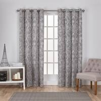 ATI Home Lamont Window Curtain Panel Pair with Grommet Top