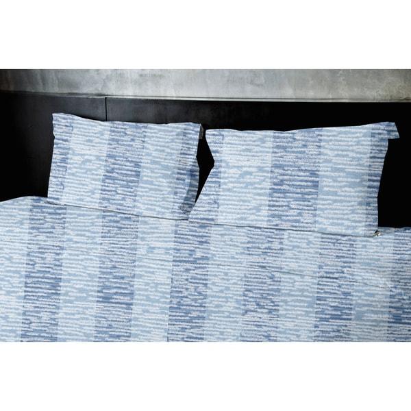 Shadow Stripe 3-piece Duvet Cover Set