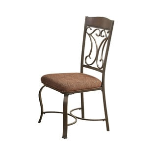 Acme Furniture Jaimey Antique Black Dining Chairs (Set of 2)