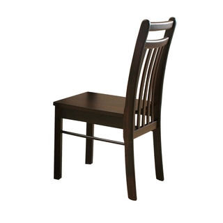 Acme Furniture Serra II Cappuccino Wood Side Chair (Set of 2)