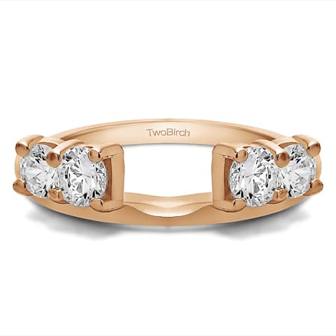 9a3a277f150f6 Buy Size 13 Cubic Zirconia Rings Online at Overstock   Our Best ...
