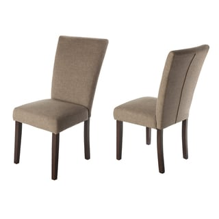 Harper Collection Beige Dining Chairs (Set of 2)