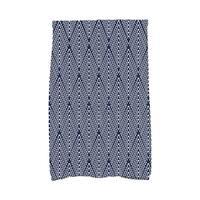 Wenstry Geometric Print Hand Towel