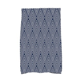 Wenstry Geometric Print Hand Towel