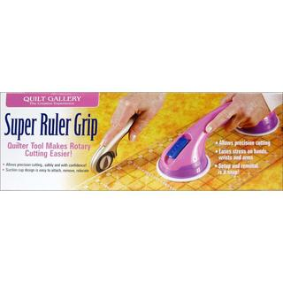 Quilt Gallery Ruler Gripper Super