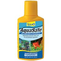 Tetra 3.3 Oz Aquasafe Water Conditioner
